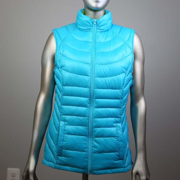 Ideology Jackets & Blazers - IDEOLOGY Down Puffer Women's Vest M NWOT